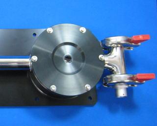 簡易型光学液体窒素クライオスタット