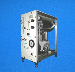 小型3Heハンドリングシステム