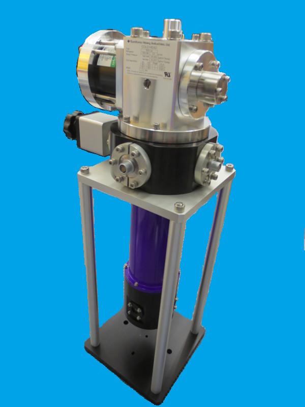 4KGM冷凍機クライオスタット