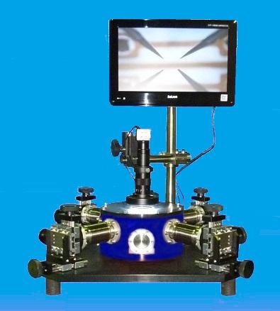 小型液体窒素プローバー