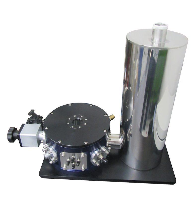 簡易型光学LN2クライオスタット